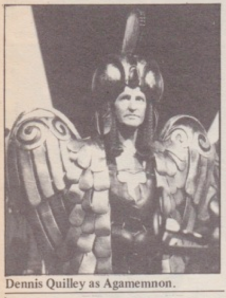 Denis Quilley as Agamemnon