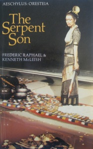 The Serpent Son translation, published by Cambridge University Press