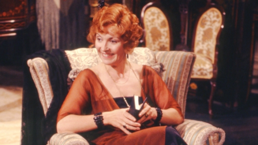 Hannah Gordon in Waste, BBC, 1977